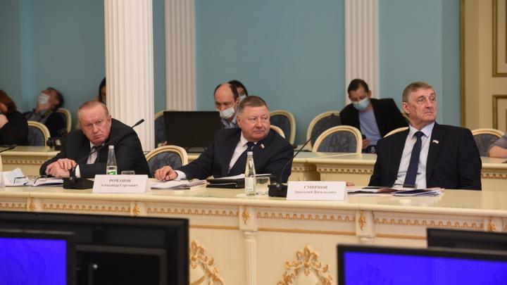 Игорь Комаров: Повысить благосостояние людей – наша основная цель