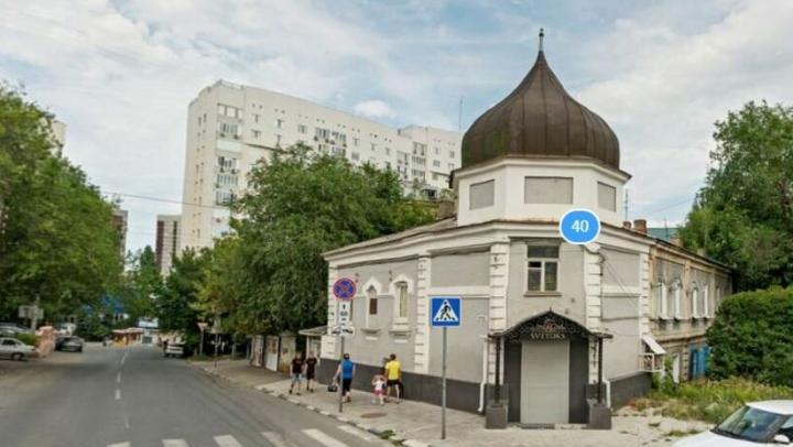 В Саратове признан аварийным памятник из ансамбля Музейной площади