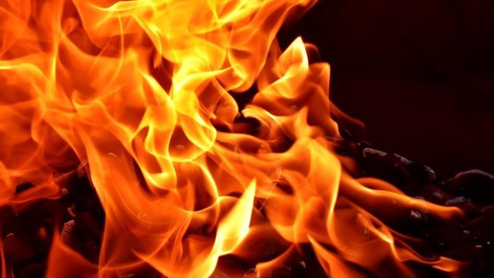 Пожар из-за неисправной проводки в Пугачевском районе