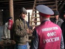 За три дня проверок в Пугачеве найдены пять чеченцев-нарушителей