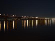 """На мосту """"Саратов - Энгельс"""" на 10 дней ограничено движение"""