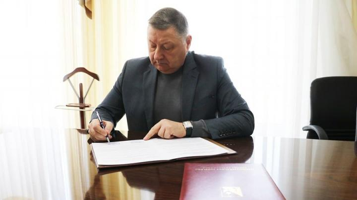 Главы закорганов Саратовской области и Севастополя подписали соглашение о сотрудничестве