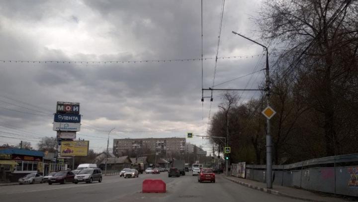 Шквалистый ветер прогнозируют синоптики в Саратовской области