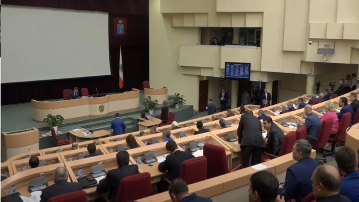 Визит сенатора ожидается в Саратовскую область