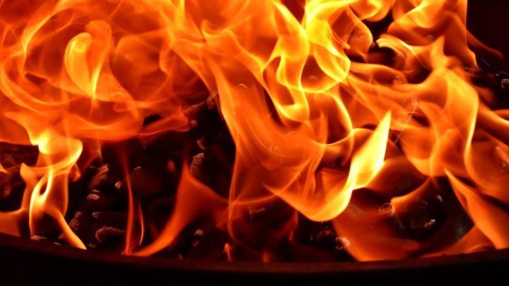 Пожар в акушерском пункте под Хвалынском