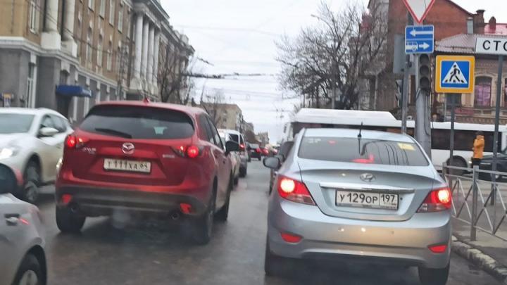 Администрация заверила, что светофоры на Московской и Чапаева заработали