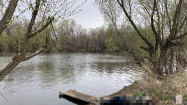 Жители Ершовского района нашли мертвого родственника в пруду