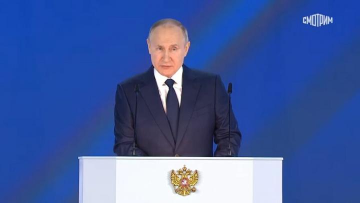 Владимир Путин: туризм по России разрешен, детские путевки в лагеря станут дешевле в два раза