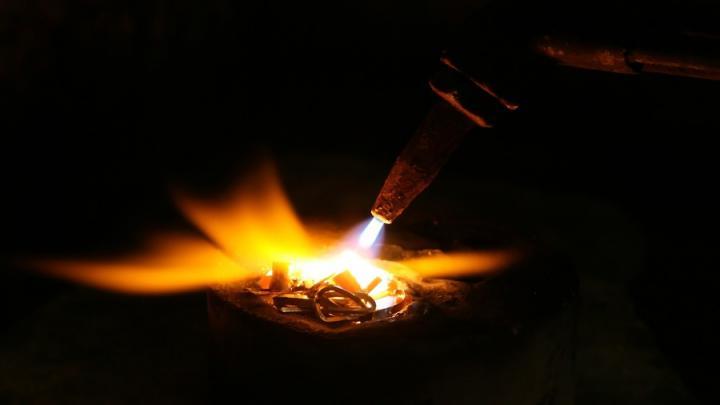 Магазин под Ивантеевкой пострадал из-за газовой горелки