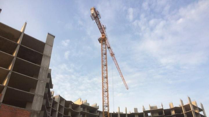 Панков: Используются все возможные механизмы, чтобы достроить дома ЖК «Победа»