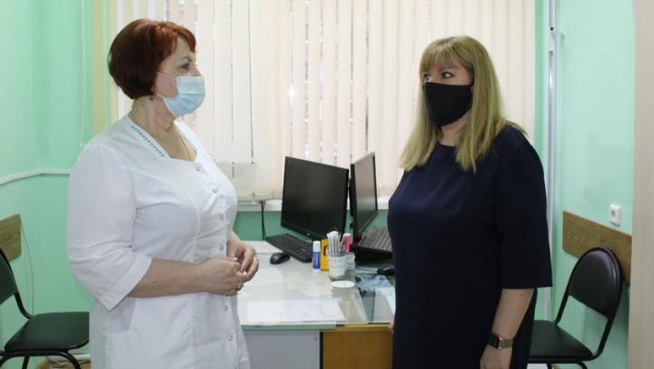 По итогам послания президента проводится мониторинг вакцинации от коронавируса