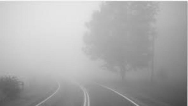 Плохая видимость на дорогах ожидает Саратов