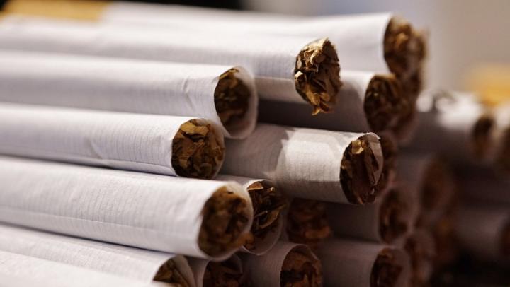 Более миллиона пачек сигарет изъяли в прошлом году саратовские полицейские