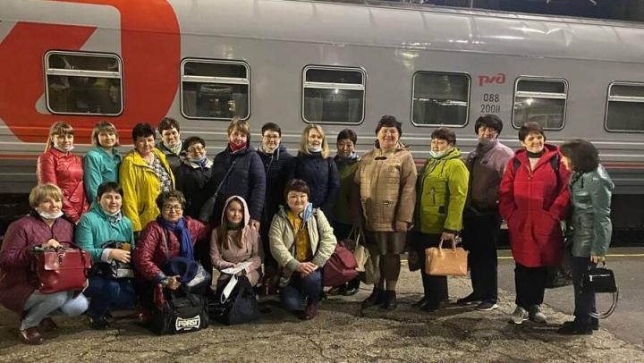Победители конкурса библиотек Николая Панкова поехали в Волгоград