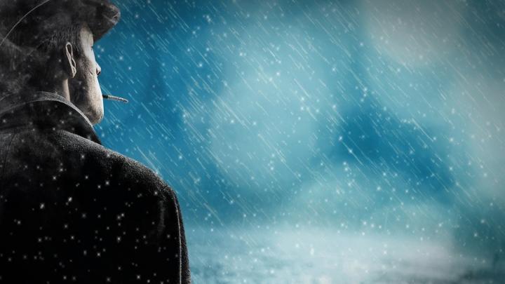 Дождь и сильные порывы ветра в Саратове