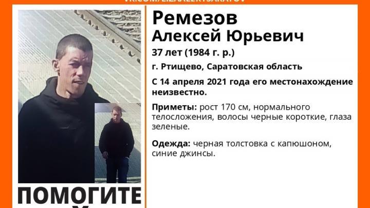 Живым нашелся 37-летний житель Ртищева