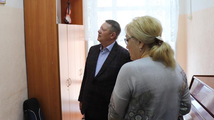 Панков: В Волжском районе Саратова необходим новый Дом детского творчества