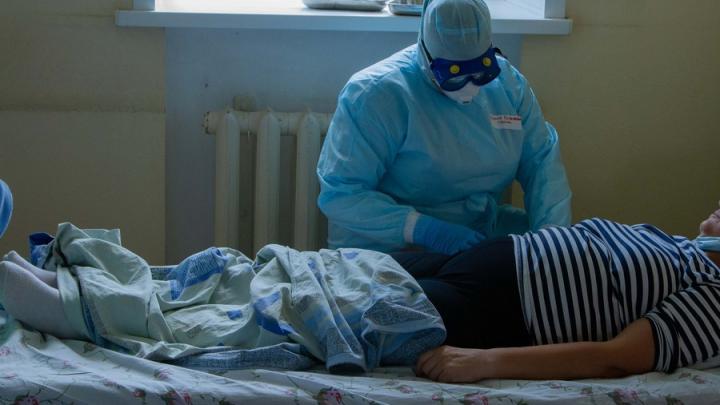 131 житель Саратовской области заразился коронавирусом за сутки