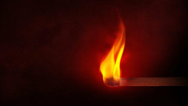 Поджог на Университетской в Саратове