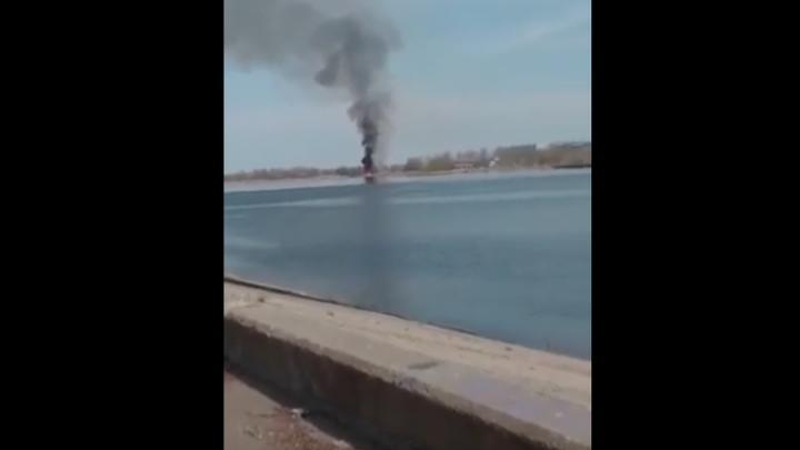 Балаковцы жалуются на неприехавших пожарных, хотя сами их не вызывали | ВИДЕО