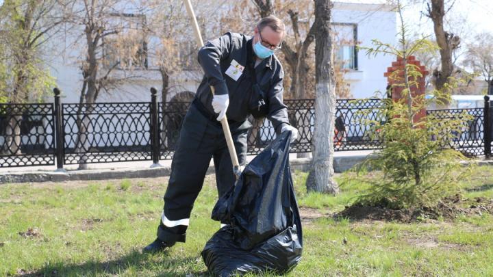 Работники Саратовского НПЗ поучаствовали во всероссийском субботнике