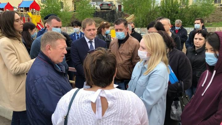 Николай Панков: Вместе с жителями будем реализовывать проекты по благоустройству