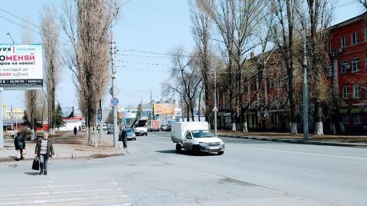 В Саратове ограничат движение в связи с подготовкой ко Дню Победы
