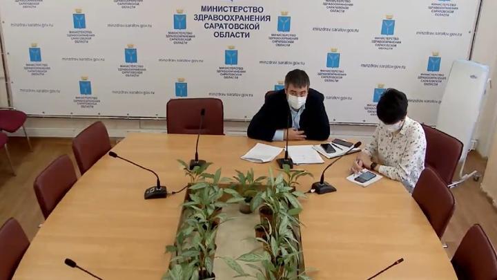 В минздраве Саратовской области рассказали, почему уволен главврач Татищевской районной больницы
