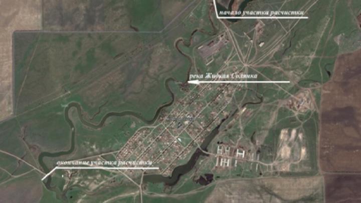 Реку Жидкая Солянка в Саратовской области будут чистить больше двух лет