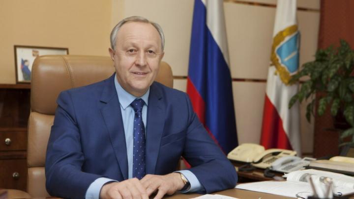 Губернатор Саратовской области Валерий Радаев поздравил саратовцев с Днем Победы