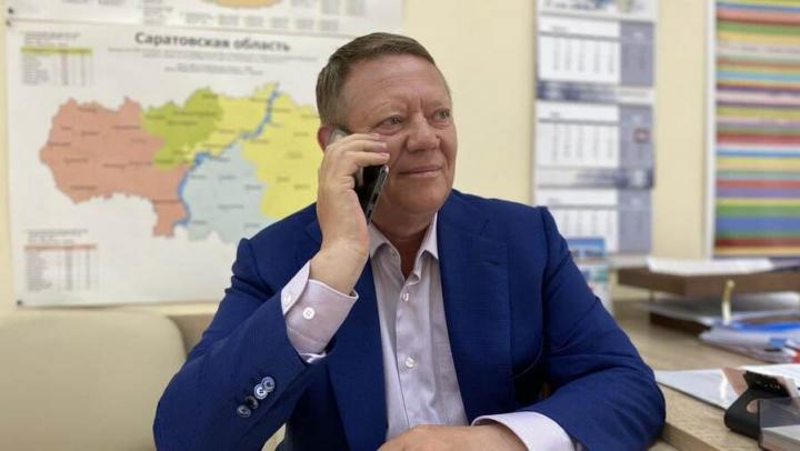 Николай Панков поздравил по телефону ветеранов Великой Отечественной войны