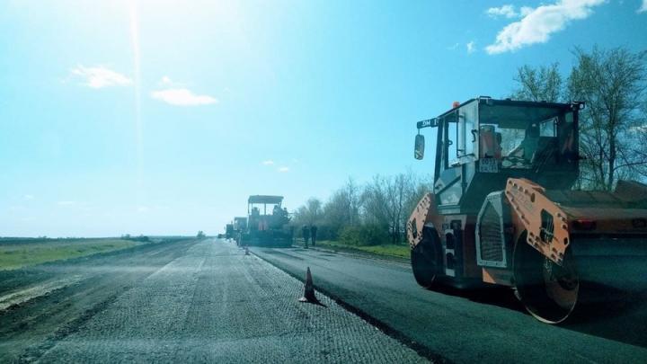 В Энгельсском районе отремонтируют 12 километров дороги за 244 миллиона рублей