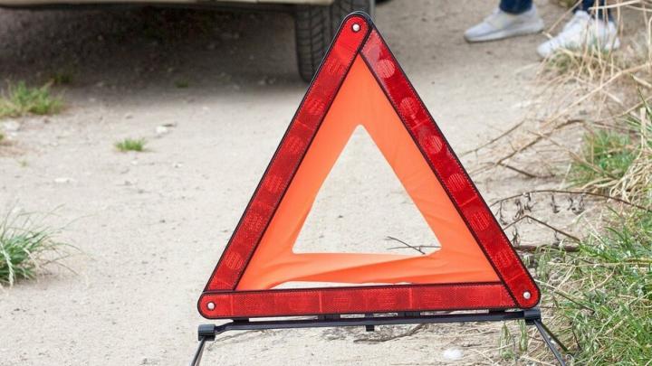 Пожилой водитель сбил двухлетнюю девочку в Саратове