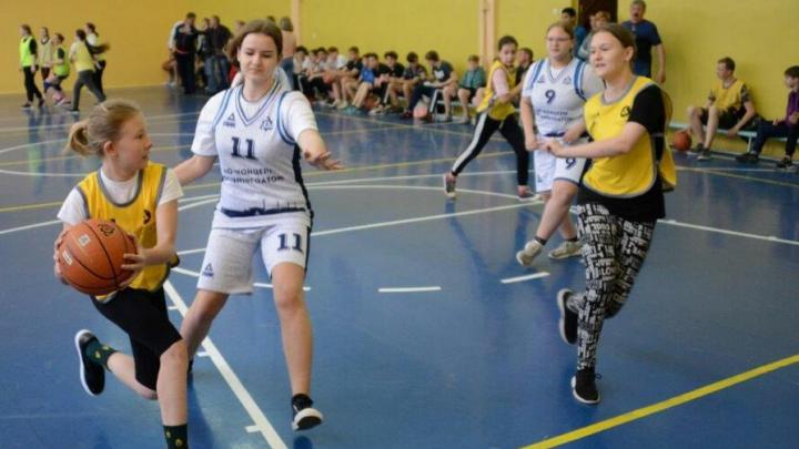 Балаковская АЭС: 200 школьников стали участниками баскетбольного турнира «Планета баскетбола – Оранжевый атом»