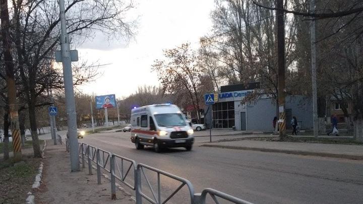 К жителям 4-го жилучастка в Саратове не может доехать «скорая помощь»