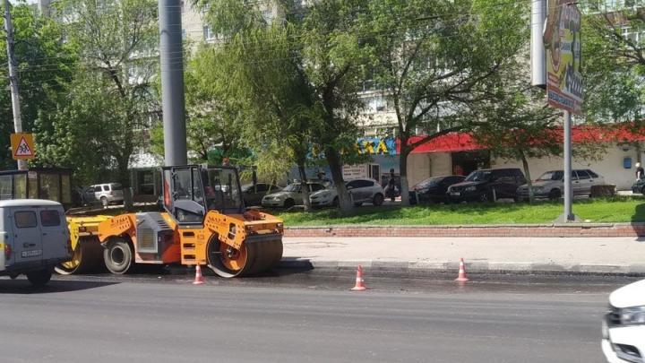 В очереди на ремонт в Саратове ещё 20 улиц