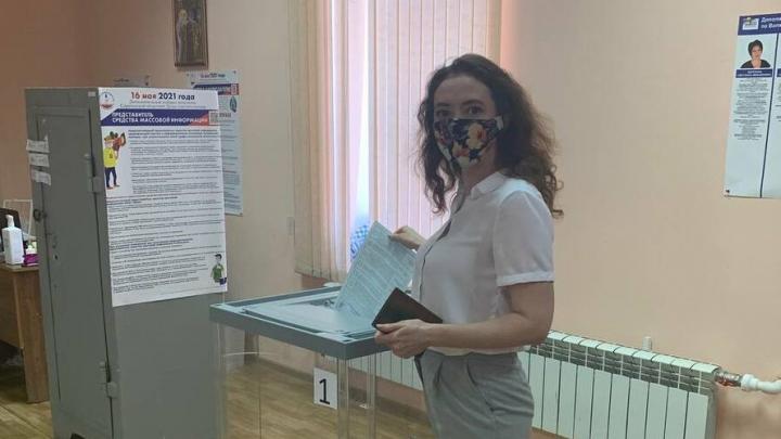 Юлия Литневская: Теперь не нужно менять планы на выходные, чтобы успеть отдать голос на выборах