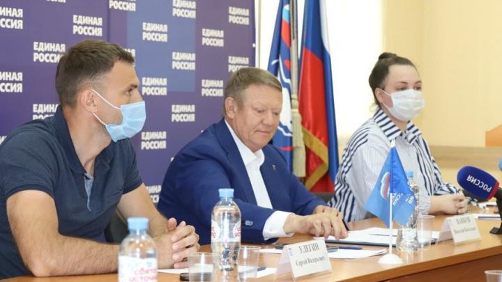 Панков: Участники предварительного голосования «Единой России»  - люди разного возраста и профессий