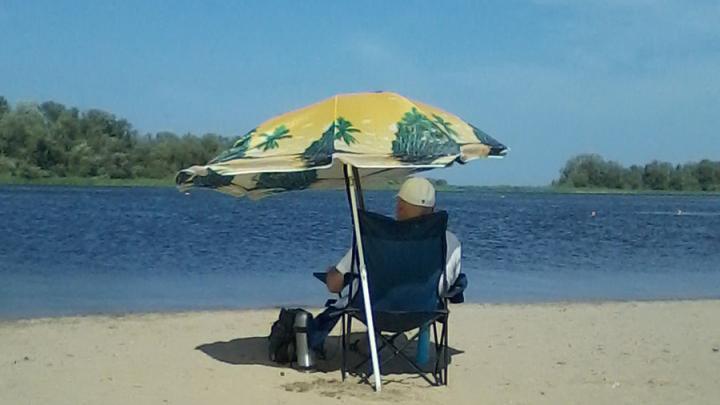 Саратовский Роспотребнадзор рекомендовал запастись зонтиками от солнца