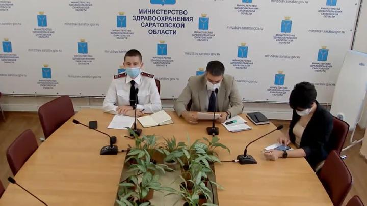 В минздраве рассказали, почему смертность от ковида не снижается в Саратовской области