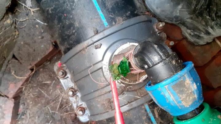 У жителей Поливановки до восьми вечера отключат холодную воду