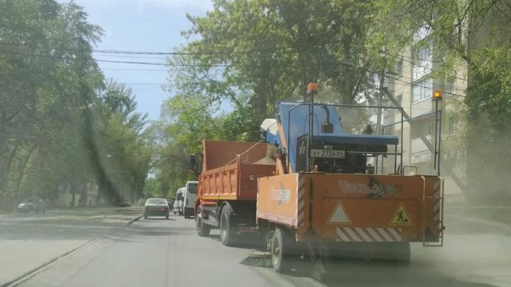 К новому инфекционному центру в Елшанке отремонтируют дорогу