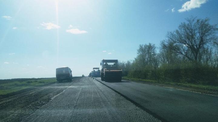 На ремонт дорог в трех районах Саратовской области уйдет более полумиллиарда рублей