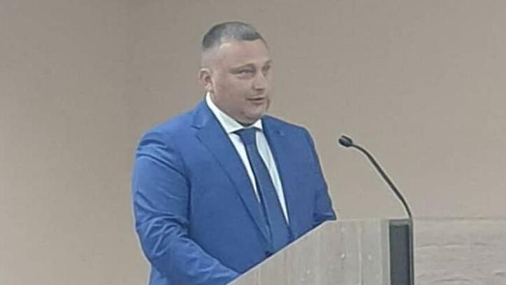 Сергей Грачев стал главой Балаковского района