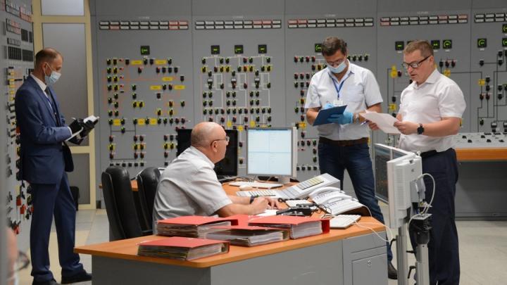 На Балаковской АЭС работают эксперты ВАО АЭС в рамках повторной парт-нерской проверки