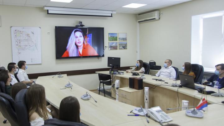 Молодые новаторы Саратовского НПЗ представили свои проекты на Кустовой научно-технической конференции