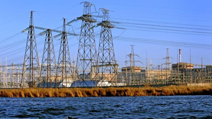 О радиационной обстановке в районе расположения Балаковской АЭС