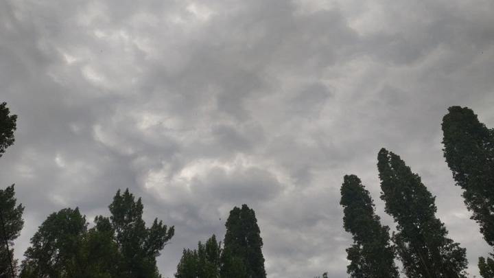 Дождь будет к вечеру в Саратове