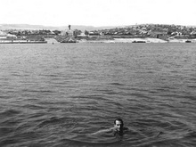 В Хвалынске на пляже лежал труп