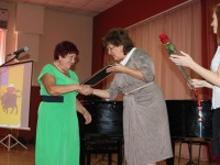 Коллектив госархива немцев Поволжья награжден грамотой главы района